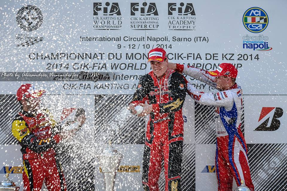 podium Sarno
