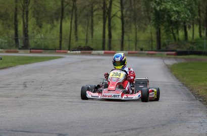 2e Nederlands Kampioenschap op circuit de Landsard.