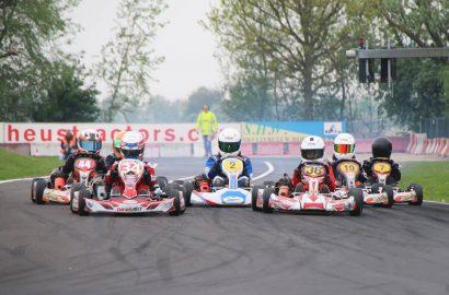 Afgelopen weekend 2e club race in Strijen.