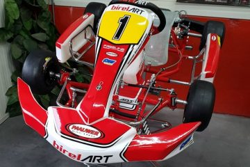 Birel ART 2020 Paauwer Kart Racing